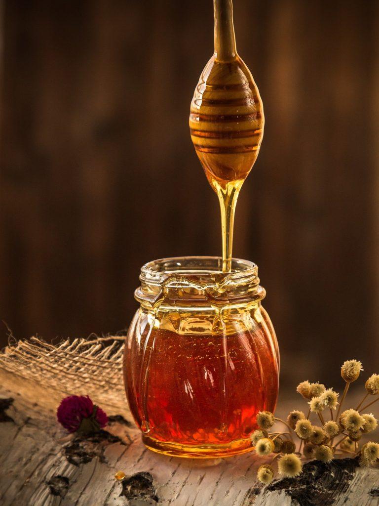 Miel La ruche des Sens